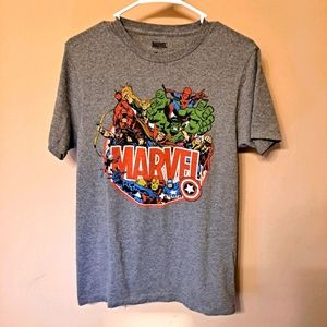 🏷 VTG OFFICIAL MARVEL SHIRT RARE 🔥🔥🔥